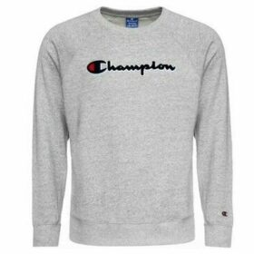 Champion  Crewneck Sweatshirt  women's Sweatshirt in Grey