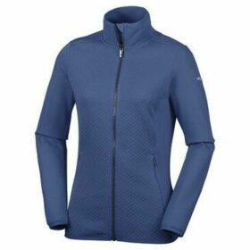 Columbia  Roffe Ridge Full Zip Fleece  women's Sweatshirt in Blue