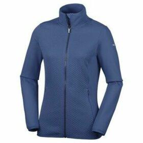 Columbia  Roffe Ridge Full Zip Fleece  women's Fleece jacket in Blue