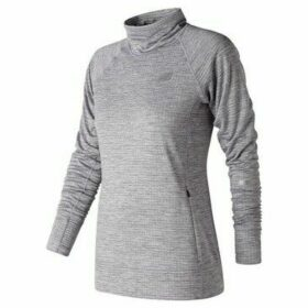 New Balance  Heat Pullover Ask  women's Sweatshirt in Grey