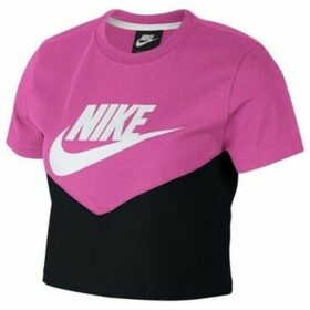 Nike  Heritage Top  women's Blouse in multicolour