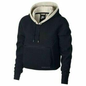 Nike  Tech Pack Hoodie  women's Sweatshirt in Black
