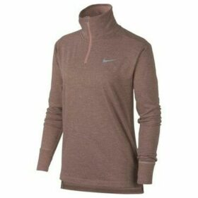 Nike  Thermasphere Halfzip Top W  women's Sweatshirt in Pink