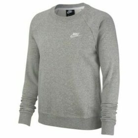 Nike  Essential  women's Sweatshirt in Grey