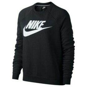 Nike  Sportswear Rally Crew  women's Sweatshirt in Black