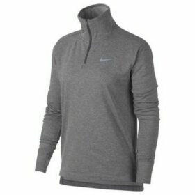 Nike  Thermasphere Element Top  women's Sweatshirt in Grey
