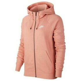 Nike  Essential  women's Sweatshirt in Orange