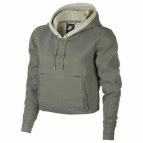 Nike  Tech Pack Hoodie  women's Sweatshirt in Grey
