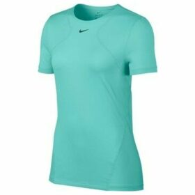 Nike  W NP Top SS All Over Mesh  women's T shirt in multicolour