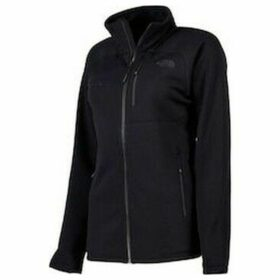 The North Face  Pwrstrtch FZ Tnf  women's Sweatshirt in Black