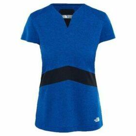 The North Face  Shareta II Teesodalite  women's T shirt in Blue