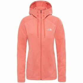 The North Face  Mezzaluna HD  women's Sweatshirt in multicolour
