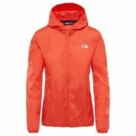 The North Face  Tanken Windwall  women's Sweatshirt in Orange