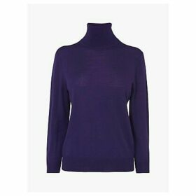 L.K.Bennett Peggy Merino Wool Roll Neck Jumper