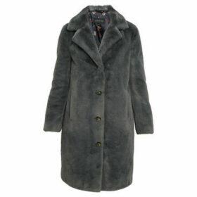 Oakwood  Fur imitation coatCYBER  women's Coat in Grey
