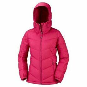 Columbia  Pike Lake Hooded  women's Jacket in Pink