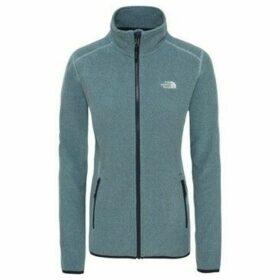 The North Face  100 Glacier  women's Fleece jacket in multicolour