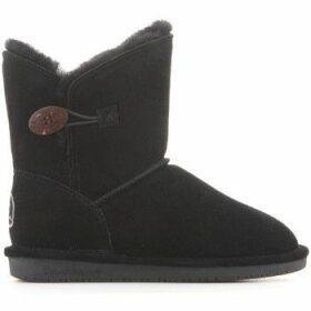 Bearpaw  Rosie 1653W-011 Black II  women's Snow boots in multicolour