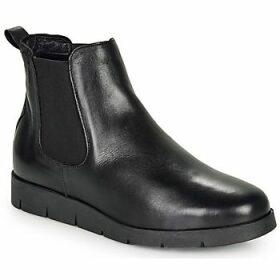 Casual Attitude  LUNE  women's Mid Boots in Black