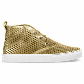 Jibs Life  Slippers  women's Shoes (High-top Trainers) in Gold