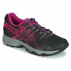 Asics  GEL-SONOMA 3  women's Running Trainers in Black
