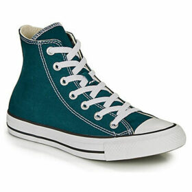 Converse  CHUCK TAYLOR ALL STAR SEASONAL HI  women's Shoes (High-top Trainers) in Blue