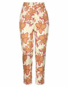KATIA GIANNINI TROUSERS Casual trousers Women on YOOX.COM