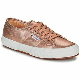 Superga  2750 COTMETU  women's Shoes (Trainers) in Pink