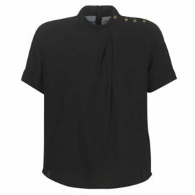 Ikks  BP11085-02  women's Blouse in Black