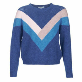 Only  ONLFCORA  women's Sweater in Blue