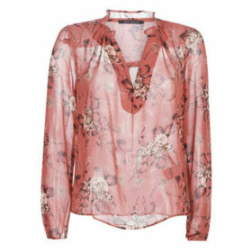 Ikks  BP13055-82  women's Blouse in Pink