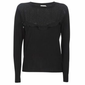 Molly Bracken  LA311H21  women's Sweater in Black
