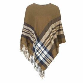 Cream  BRIELLE  women's Sweater in Brown