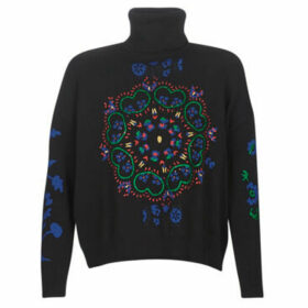 Desigual  BARRIE  women's Sweater in Black