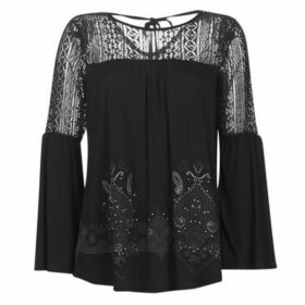 Desigual  IVANA  women's Blouse in Black