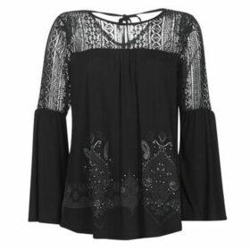 Desigual  IVANA  women's Blouse in Black