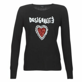 Desigual  QUITO  women's Sweater in Black