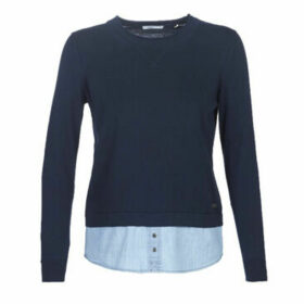 Esprit  099CC1I008-403  women's Sweater in Blue