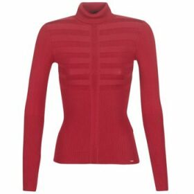 Morgan  MENTOS  women's Sweater in Red