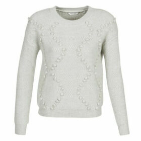 Naf Naf  NSENS  women's Sweater in Grey