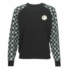 Vans  JACKS CREW  women's Sweatshirt in Black