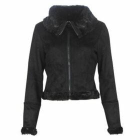 Only  ONLEMMA  women's Leather jacket in Black