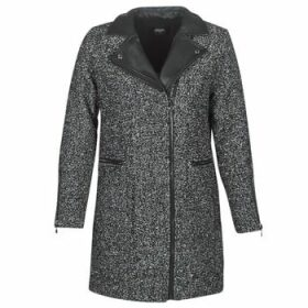 Le Temps des Cerises  DEBO  women's Coat in Black