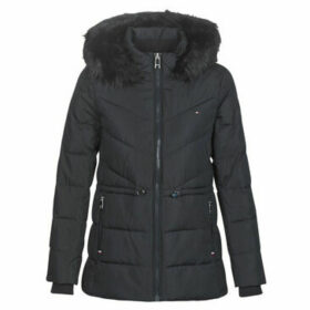Tommy Hilfiger  TH ESSENTIAL PADDED JKT  women's Jacket in Blue