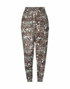 HAPPINESS TROUSERS Casual trousers Women on YOOX.COM
