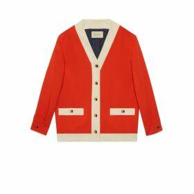 Cady viscose jacket