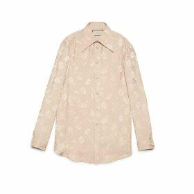 G daisies jacquard shirt