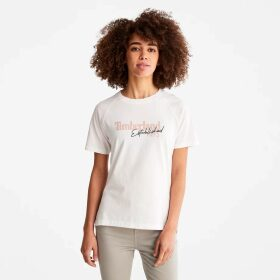 Timberland Silver Blossom Oxford For Women In Black Black, Size 6