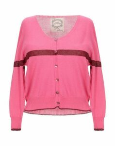 PINK MEMORIES KNITWEAR Cardigans Women on YOOX.COM