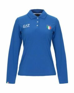 EA7 TOPWEAR Polo shirts Women on YOOX.COM